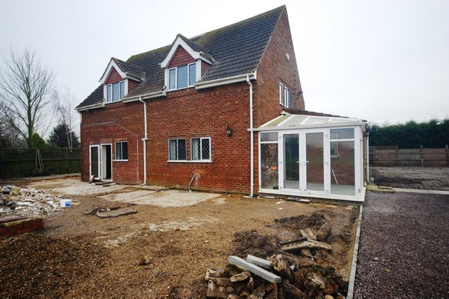 Thumbnail Detached house for sale in Swindlers Drove, Spalding