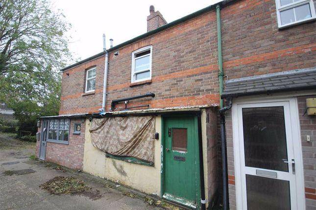 Thumbnail Terraced house for sale in Hambro Terrace, Weymouth, Dorset