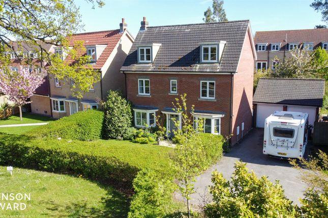 5 bed detached house for sale in Acer Road, Rendlesham, Woodbridge IP12