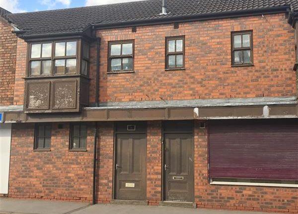 Thumbnail Flat to rent in Laneham Street, Scunthorpe