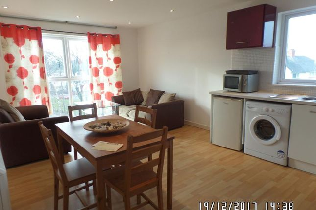 Thumbnail Flat for sale in Parkfield House, Cardiff