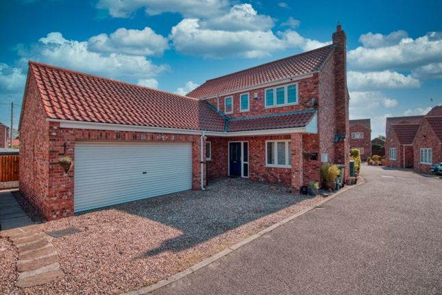 Thumbnail Detached house for sale in Masons Court, Crowle, Scunthorpe