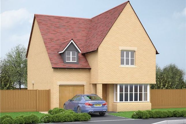 Thumbnail Detached house for sale in Victoria Way, Melbourn, Royston