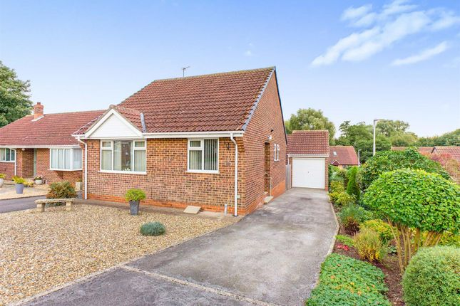 2 bed detached bungalow for sale in Froscoles Close, Nordham, North Cave HU15