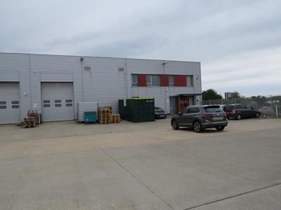 Thumbnail Light industrial to let in Sienna Park, White Hart Avenue, Thamesmead, London