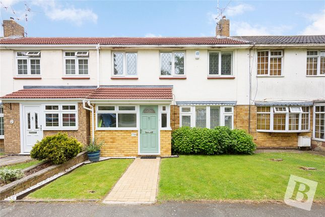Thumbnail Terraced house for sale in Langleys, Kingswood, Essex