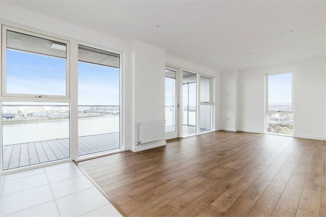 Thumbnail Property for sale in Bessemer Place, North Greenwich, London