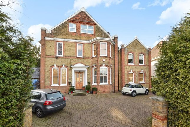 Thumbnail Detached house for sale in Oakleigh Park South, London