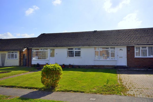 Thumbnail Semi-detached bungalow for sale in Seven Sisters Road, Lower Willingdon, Eastbourne