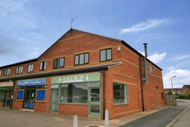 Thumbnail Flat to rent in Trent Road, Hinckley