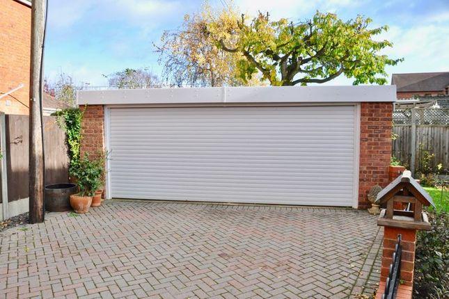 Double Garage of Badsey Fields Lane, Badsey, Evesham WR11
