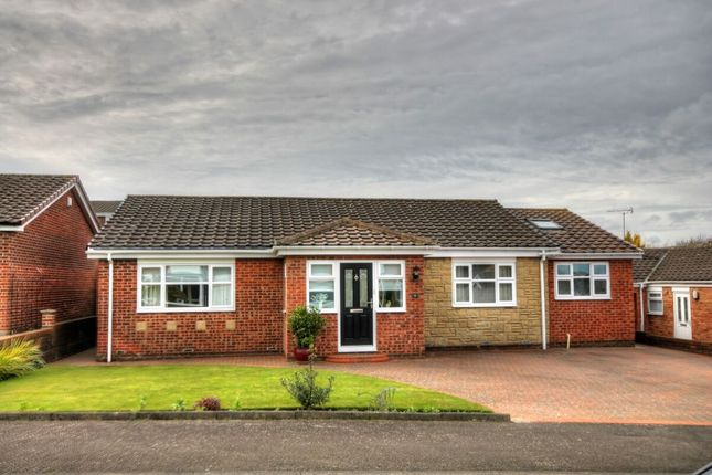 Thumbnail Bungalow for sale in Minerva Close, St Johns Estate, Newcastle Upon Tyne