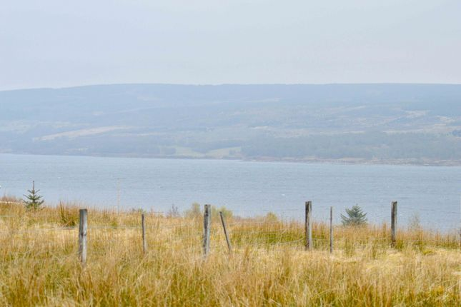 Thumbnail Land for sale in Croit Pasquale, Shinness, Lairg, Sutherland IV274Dn