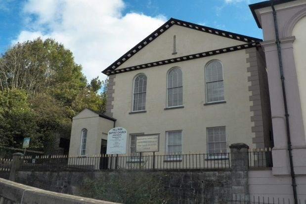 Thumbnail Flat to rent in Prendergast, Haverfordwest