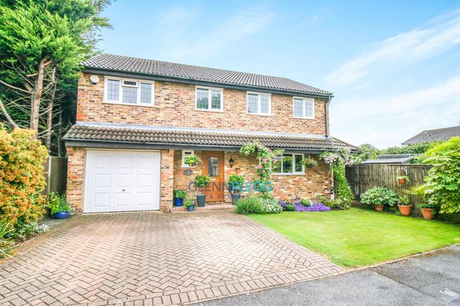 Thumbnail Detached house for sale in Travis Court, Farnham Royal, Slough