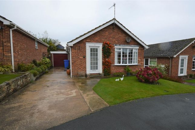 Thumbnail Bungalow for sale in Park Rise, Hunmanby, Filey