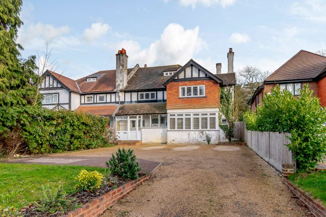 4 bed semi-detached house for sale in Foxley Lane, Purley CR8