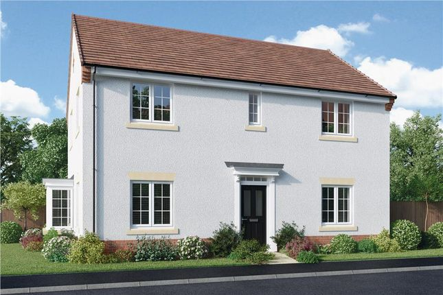 "Thumbnail Detached house for sale in ""Shenstone"" at Europa Way, Warwick"