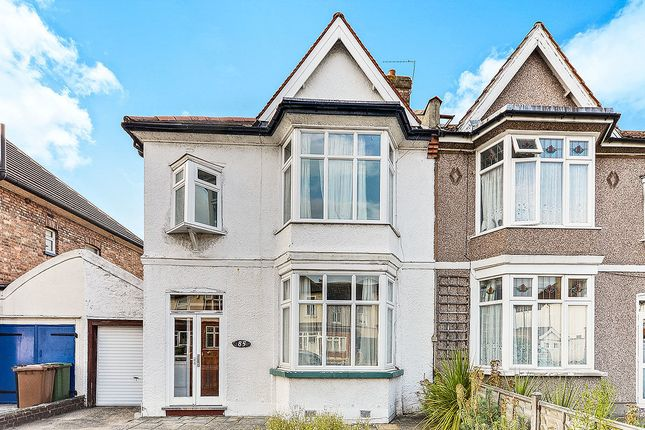 Thumbnail Semi-detached house for sale in Newquay Road, London