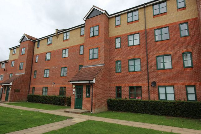 Thumbnail Flat for sale in Bren Court, 2 Colgate Place, Enfield, Middlesex