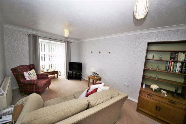 Living Room of Beecholm Court, Ashbrooke, Sunderland SR2