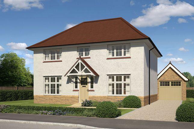"Thumbnail Detached house for sale in ""Harrogate"" at Haslingfield Road, Barrington, Cambridge"