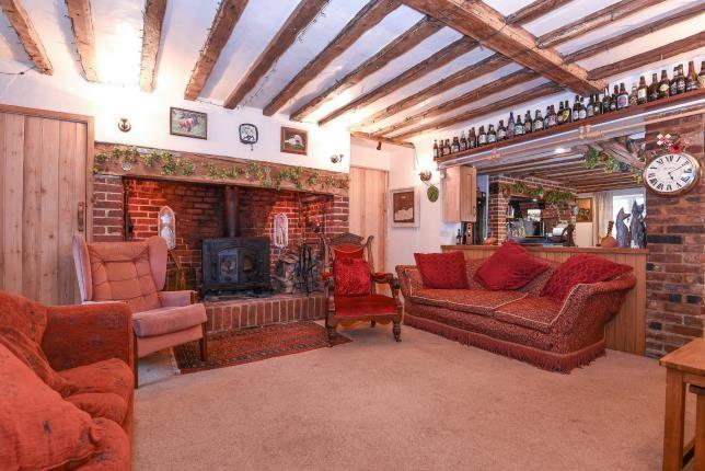 Living Room of Brightling, Robertsbridge, East Sussex TN32