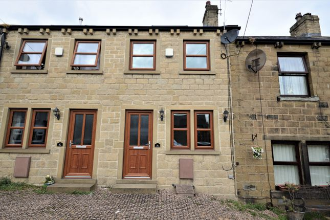 Thumbnail Terraced house to rent in Lodge Street, Skelmanthorpe, Huddersfield, West Yorkshire