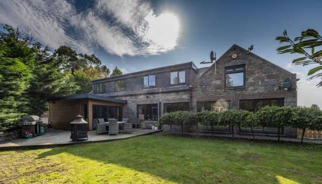 Thumbnail Detached house to rent in Maryculter, Aberdeen
