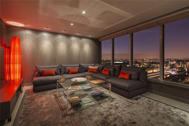 Thumbnail Flat for sale in Penthouse, Marylebone, London