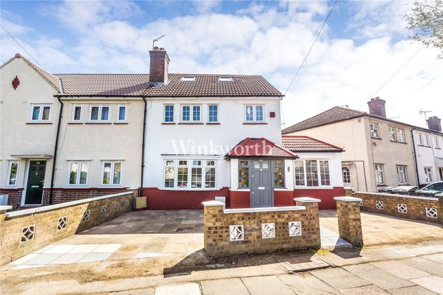 Thumbnail End terrace house for sale in Gospatrick Road, London