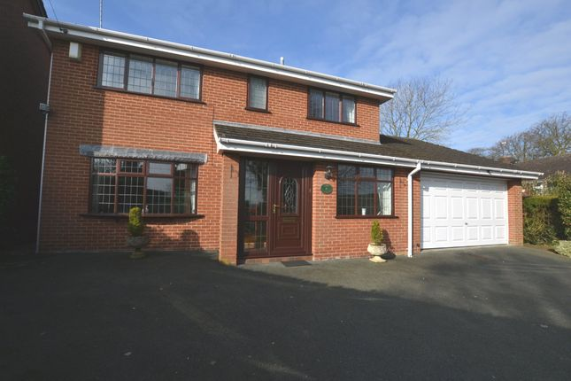 4 bed detached house for sale in Charnes Road, Ashley, Market Drayton