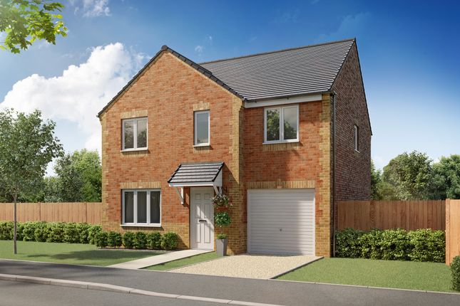 """Thumbnail Detached house for sale in """"Waterford"""" at Durham Road, Middlestone Moor, Spennymoor"""