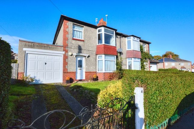 Thumbnail Semi-detached house to rent in Greensfield Avenue, Alnwick, Northumberland
