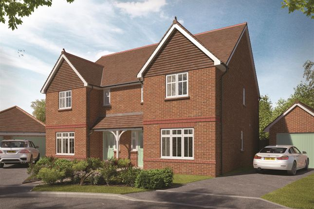 3 bed semi-detached house for sale in Farriers Field, Upavon, Pewsey SN9