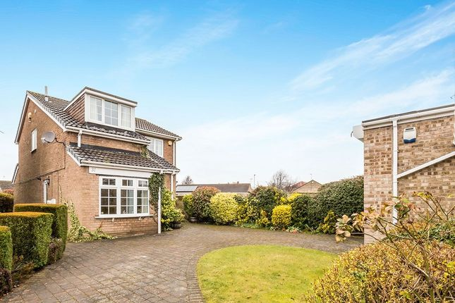 Thumbnail Detached house for sale in Wellcroft Close, Wheatley Hills, Doncaster