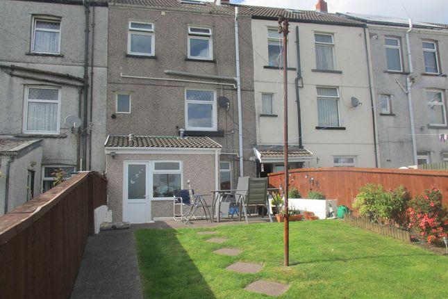 Thumbnail Terraced house for sale in Brynteg, Treharris