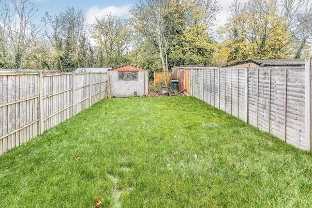 Garden of Tennyson Road, Wyken, Coventry, West Midlands CV2