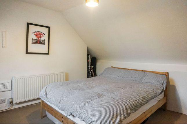 Bedroom Two of Upper St. John Street, Lichfield WS14