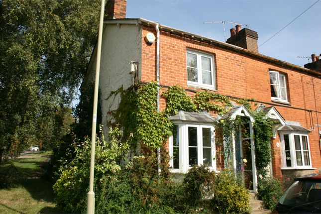 Thumbnail End terrace house to rent in The Dean, Alresford, Hampshire