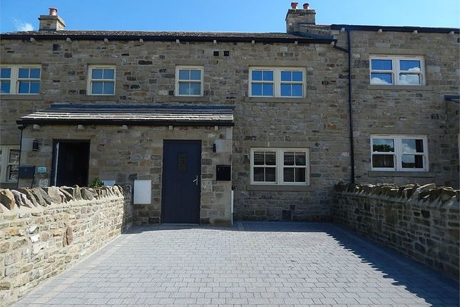 3 bed terraced house for sale in Holly View, Barnoldswick, Lancashire