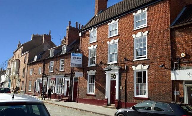 Thumbnail Commercial property for sale in Bail House Hotel, 31-34 Bailgate, Lincoln, Lincolnshire