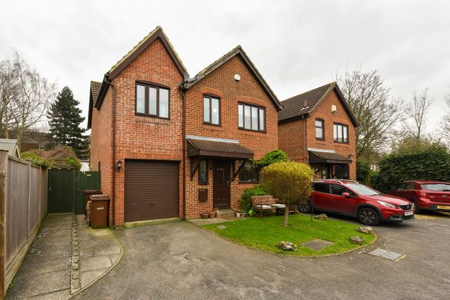 Thumbnail Link-detached house for sale in Hawkins Close, Chatham