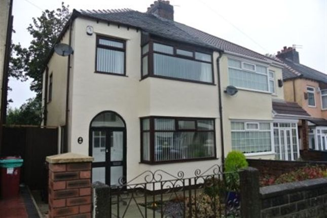 3 bed semi-detached house to rent in Gordon Dr L14, 3 Bed Semi