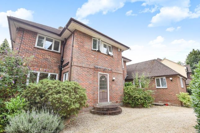 Thumbnail Flat to rent in Cumnor Hill, Oxford