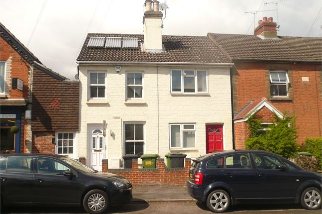 Thumbnail 2 bed semi-detached house to rent in Butts Road, Alton, Hampshire