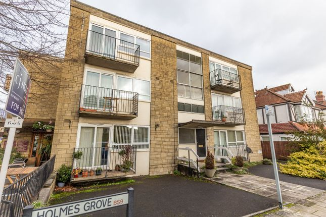 Thumbnail Flat for sale in Holmes Court, Holmes Grove, Henleaze, Bristol