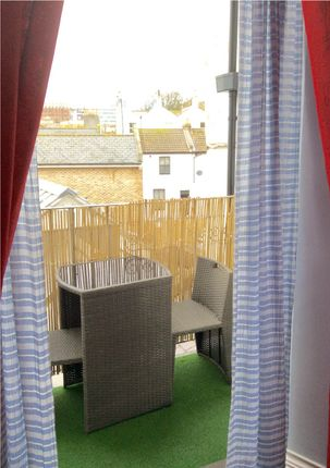 Bedroom Balcony of St Georges Place, Brighton BN1