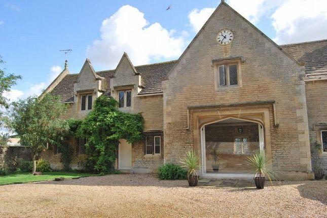Thumbnail Semi-detached house to rent in Church Lane, Stibbington, Peterborough