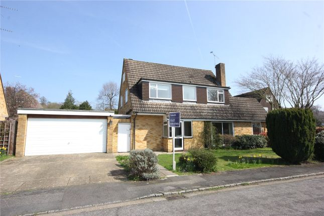 Thumbnail Detached house to rent in Shrimpton Close, Beaconsfield, Bucks